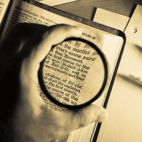 Exegeza biblică - cât de importantă este ea?
