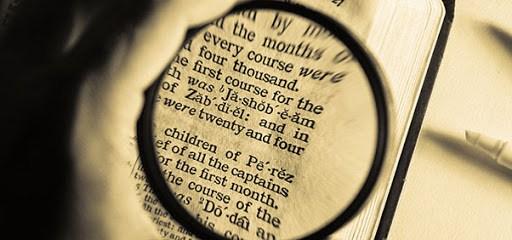 exegeza biblica
