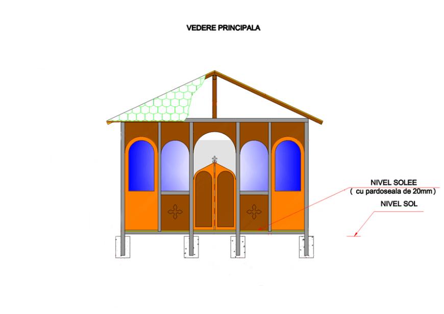 Altar de vara