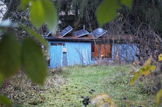 Kemane's Garden Hut