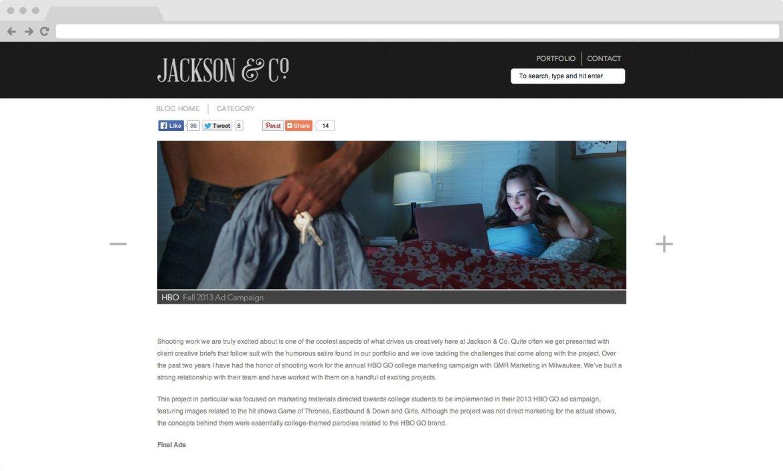 Jackson & Co - Blog