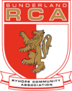 Sunderland Ryhope Community Association FC badge
