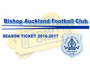 Season Ticket 2016-2017