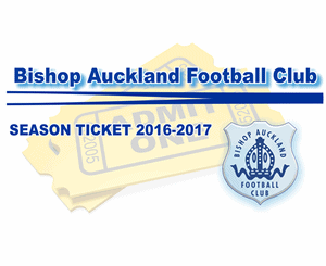 Season Ticket 2016-2017