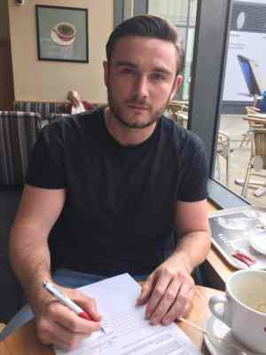Latest News – New Signing