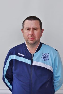 "<strong class=""sp-staff-role"">Kit Man</strong> Michael Walker – Kit Manager"