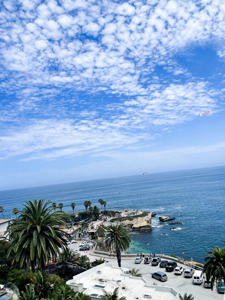 view of coastline