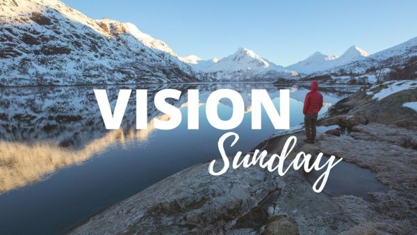 "Vision Sunday 2019 ""The Favorable Year of the Lord"" Image"
