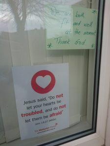 Rev John's window