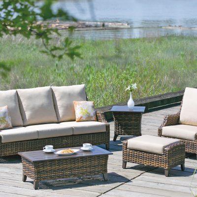 ratana outdoor furniture bishop s centre bishop s outdoor living patio furniture fire pits umbrellas