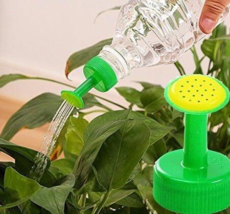 Bonsai watering bottle top