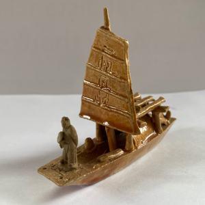 Mudmen Boat