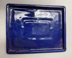 Ceramic drip tray (rectangle)