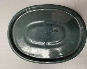 Ceramic drip tray (oval 31cm)