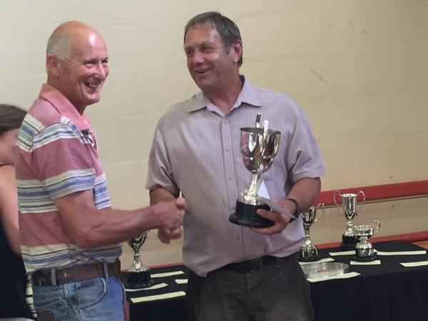 CH Smith Cup & £5 for Best in Flower Section – W Beaumont