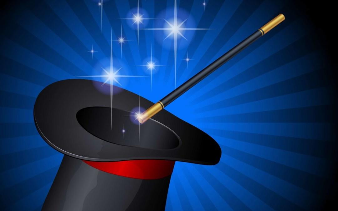 1 June : A Marvellous Mini Magic Show!