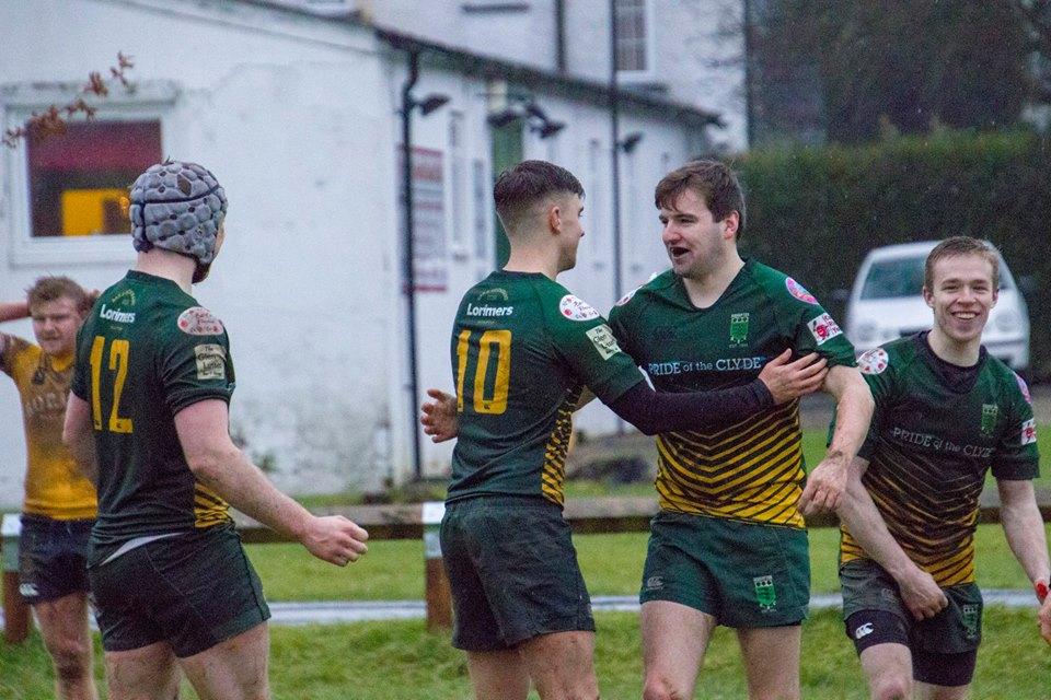 Match Report-Bishopton RFC v Lanark RFC 13/01/18