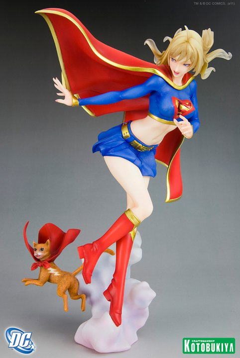 dc-comics-supergirl-bishoujo-statue-3