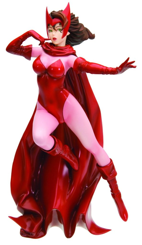 marvel-comics-scarlet-witch-bishoujo-statue