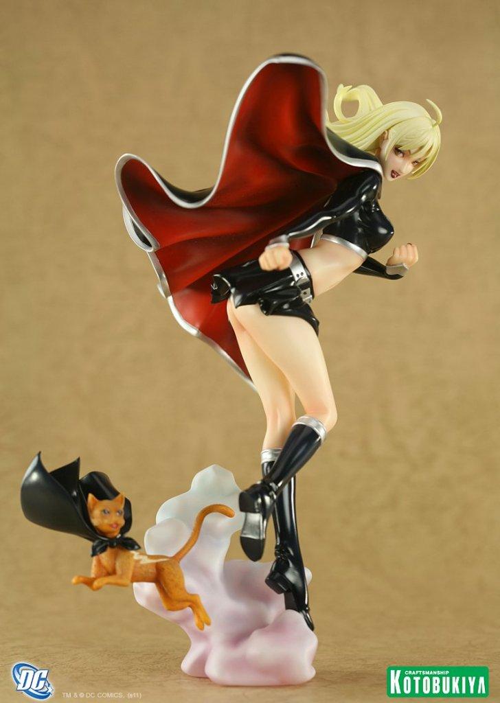 Evil Supergirl Bishoujo Statue DC Comics Kotobukiya