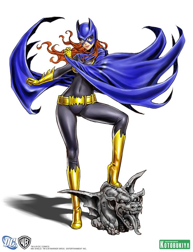 batgirl-bishoujo-statue-illustration-dc-comics-kotobukiya-Shunya-Yamashita