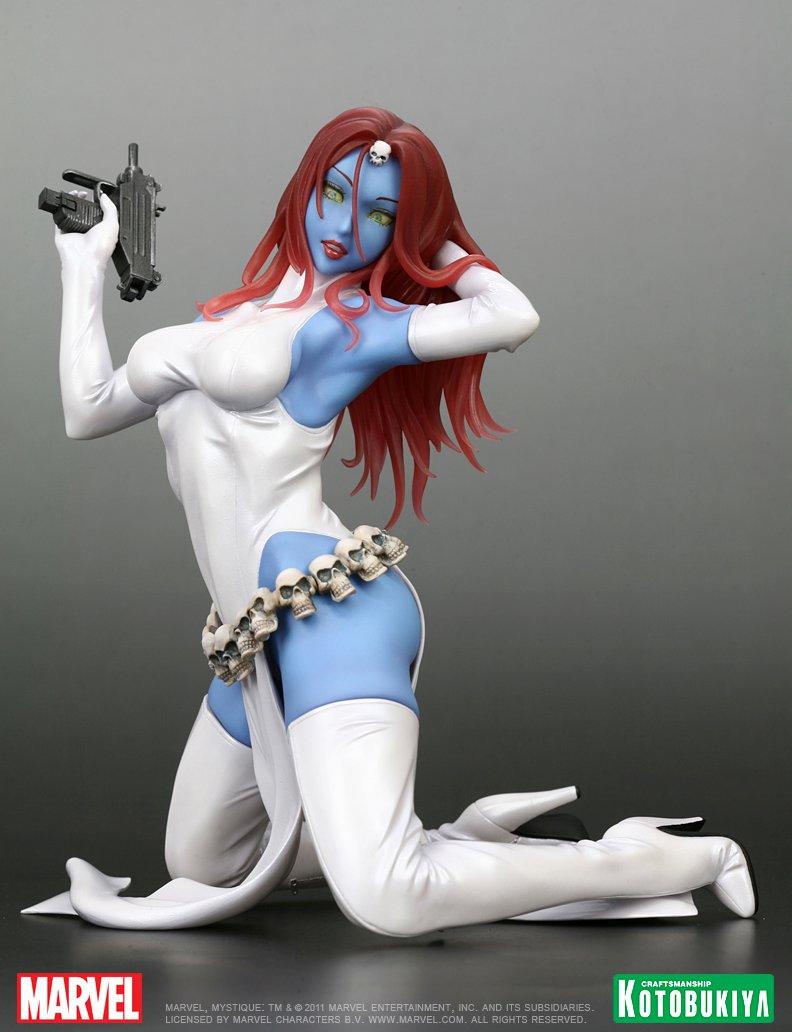 marvel-comics-mystique-bishoujo-statue-7