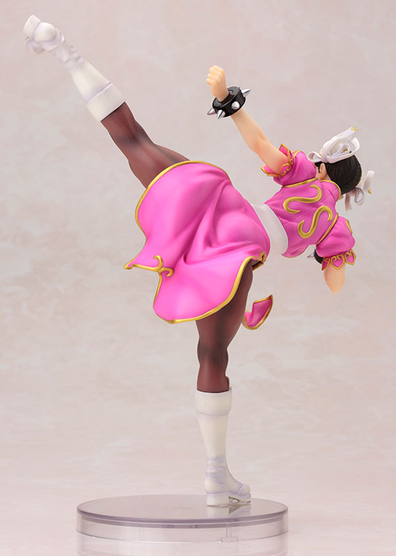 street-fighter-chun-li-pink-outfit-limited-version-bishoujo-statue-kotobukiya-4