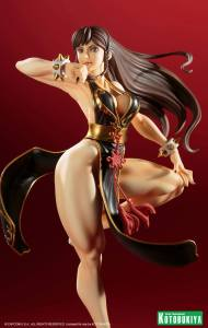 Street Fighter Chun-Li Battle Costume Bishoujo Statue Kotobukiya