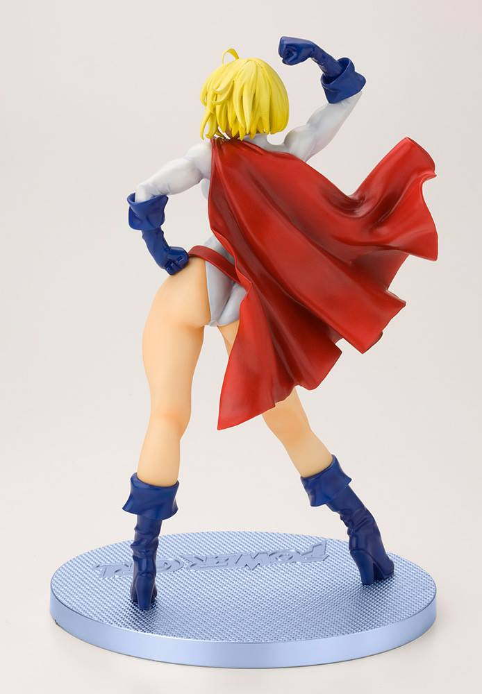 DC Comics Power Girl Second Edition Bishoujo Statue Kotobukiya