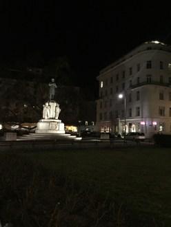 Doktor Karl Lueger Platz, Wien, Austria
