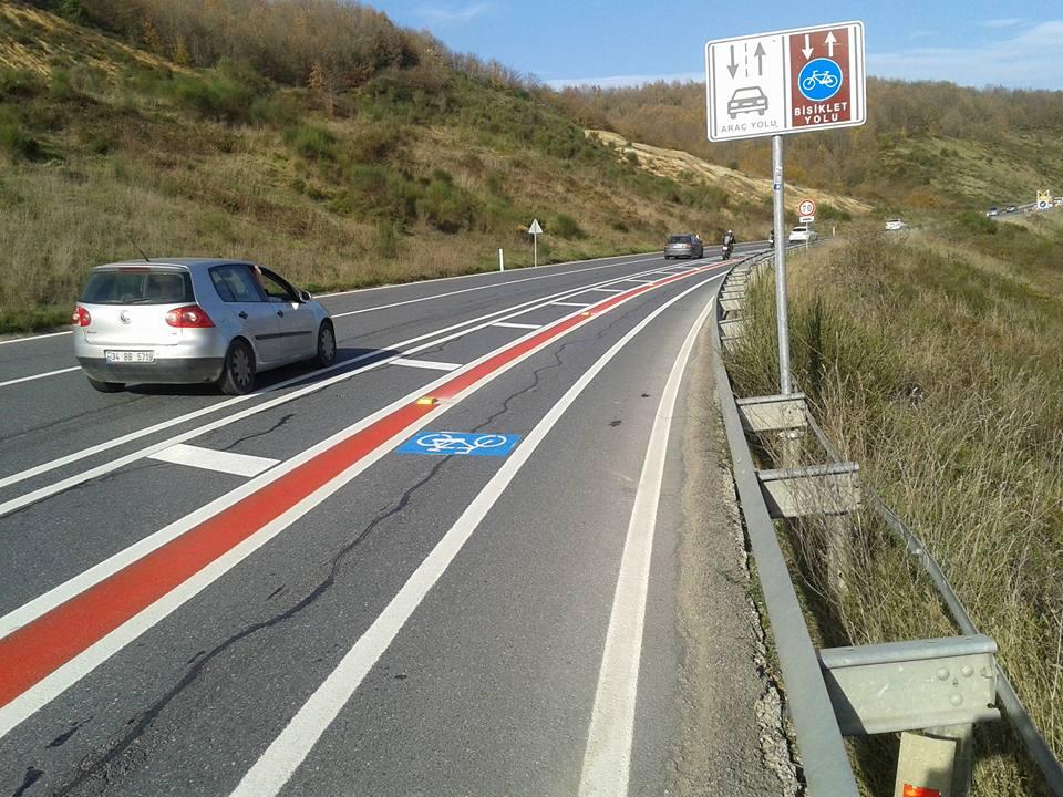 Beykoz - Riva Bisiklet Yolu