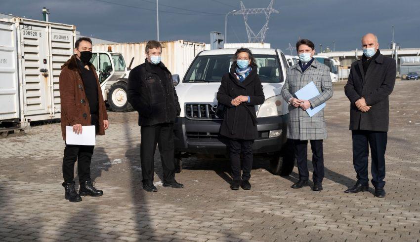 Kryesia e BIK-ut pranoi një donacion nga Zyra e UNMIK-ut në Kosovë