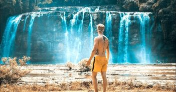 The Niagara Falls of the Philippines - Tinuy-an Falls