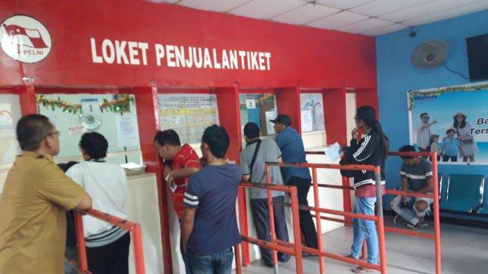 Booking Tiket Pelni Online di Kisaran