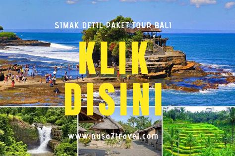 Paket Tour Bali Terjangkau dari Pasaman Barat