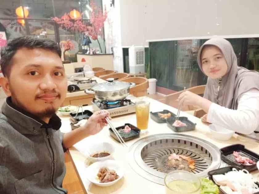 review GyudaQ Japanese BBQ Purwokerto