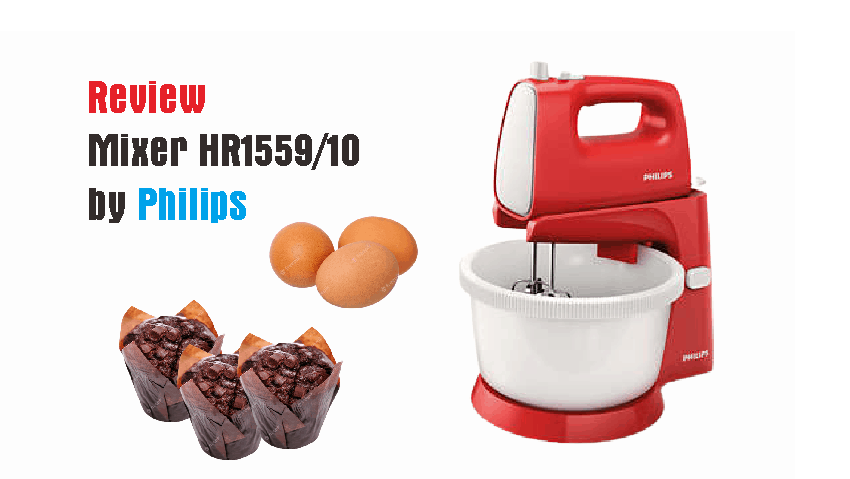 review mixer philips