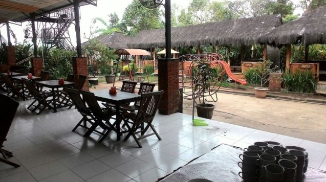 rekomendasi tempat makan di Baturaden