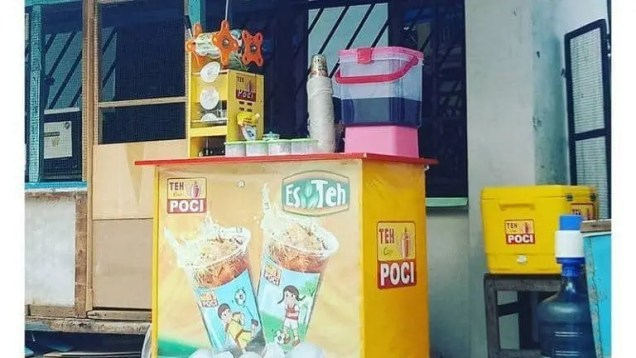 franchise Teh Poci Surabaya