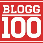 Blogg100 logotype