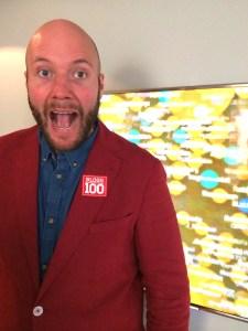 Fredrik Wass Blogg100