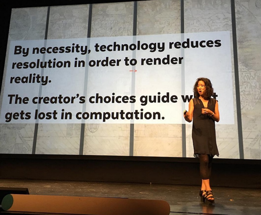 Tricia Wang - The Conference 2016