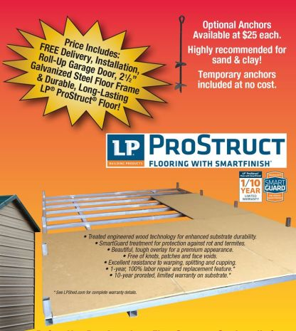 LP ProStruct Flooring