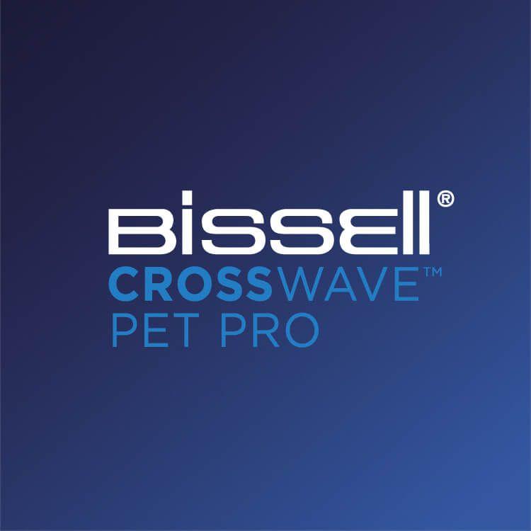 BISSELL Crosswave Pet-Logo
