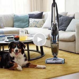 BISSELL Crosswave Pet aspirador friegasuelos para hogares con mascotas