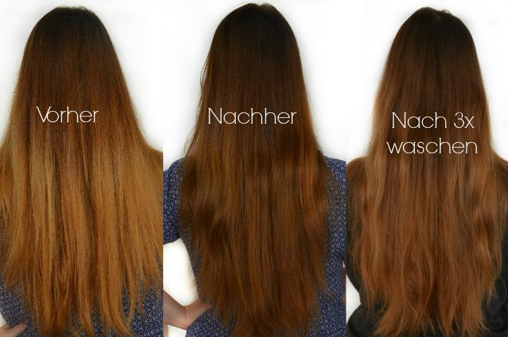 Henna braun haare