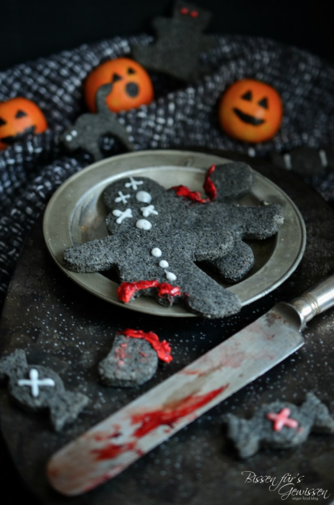 Vegane Halloween Kekse