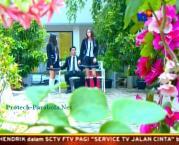 Dahlia Poland, Jessica Mila dan Ricky Harun GGS Episode 142