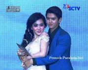 Aliando dan Syahrini SCTV Award 2