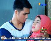 Mesra Ricky Harun dan Nina Zatulini Pangeran Episode 53